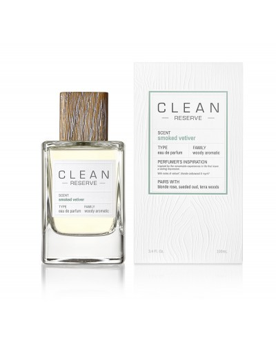CLEAN RESERVE® SMOKED VETIVER EDP 100 ML