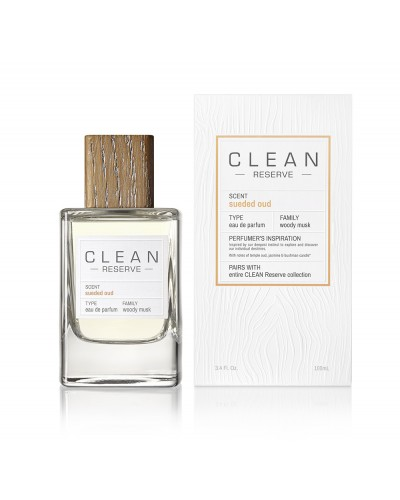 CLEAN RESERVE® SUEDED OUD EDP 100 ML