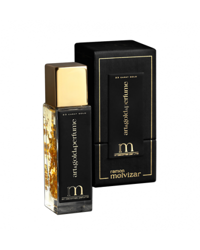 Art & Gold & Parfume Ramon Molvizar EDP 30 ml